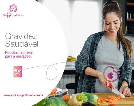 E-book: Gravidez saudável - Mulher e Gestação