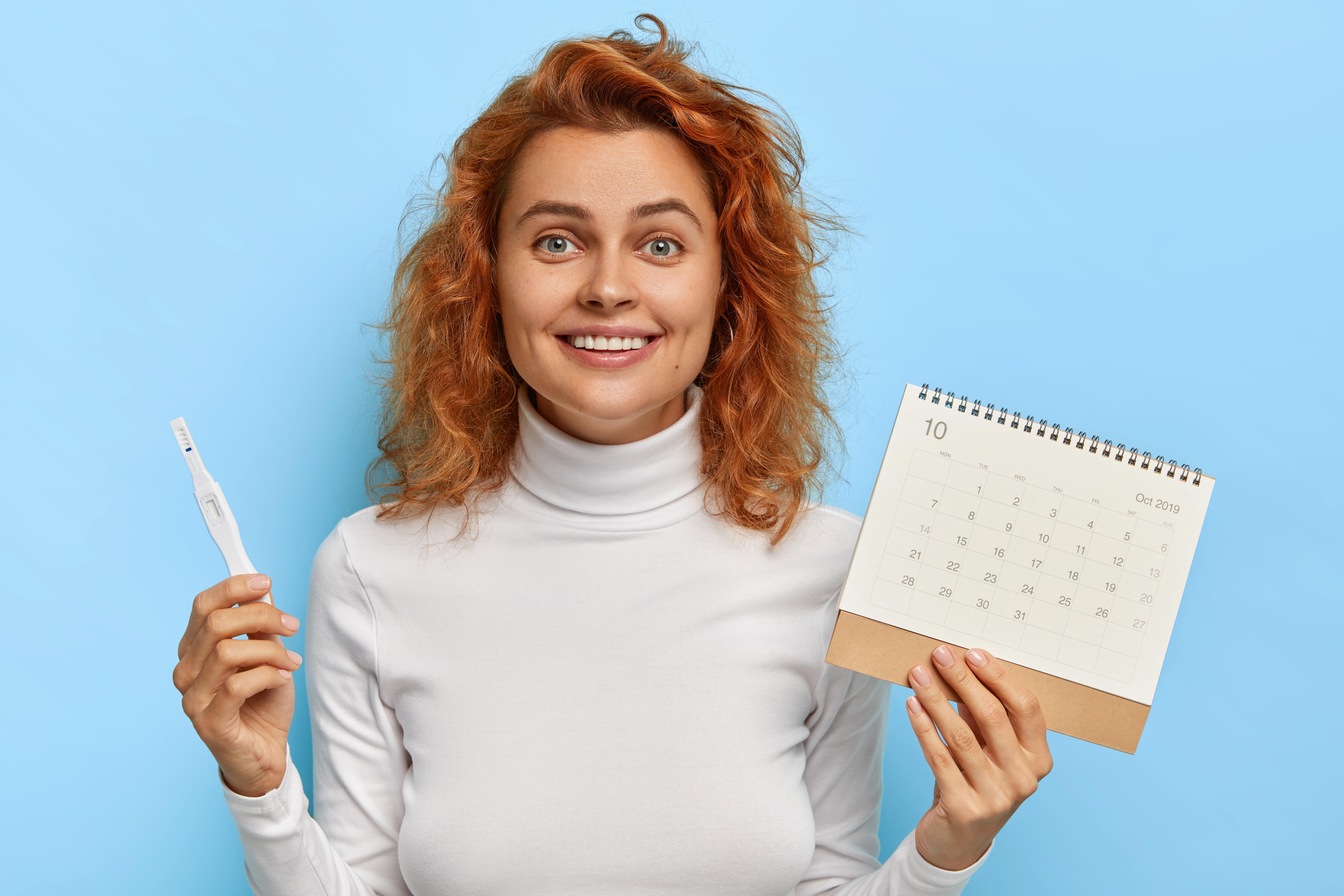 Conheça ainda mais seu corpo e saiba como calcular o período fértil!